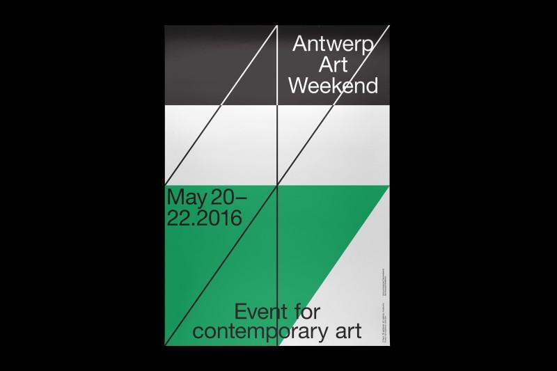 Antwerp Art Weekend 2016