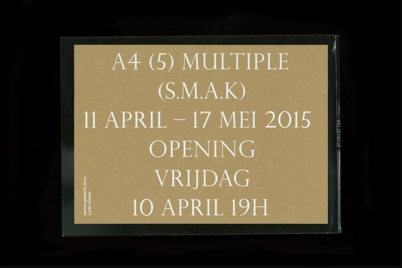 Multiple A4