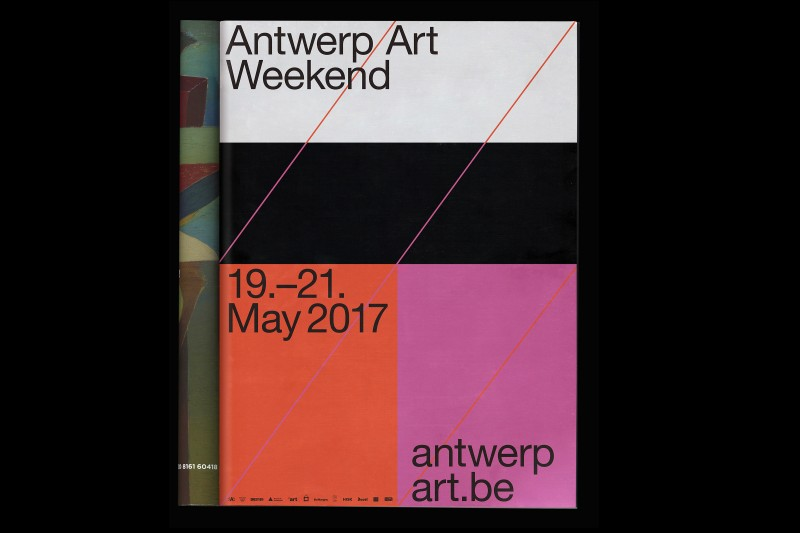 Antwerp Art Weekend 2017