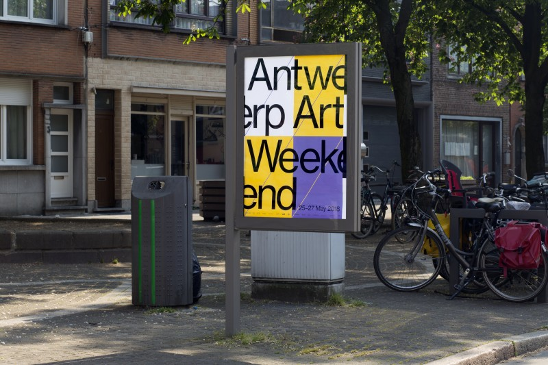 Antwerp Art Weekend 2018