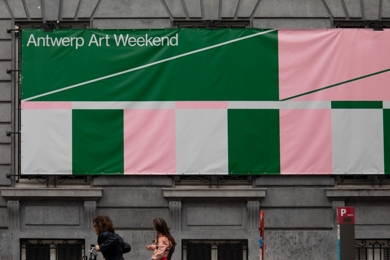 Antwerp Art Weekend 2019